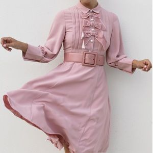GORGEOUS PACIFIC ATLANTIC x HALOGEN NWT Bow Dress